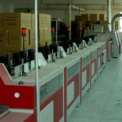美国产马天尼全自动胶装机